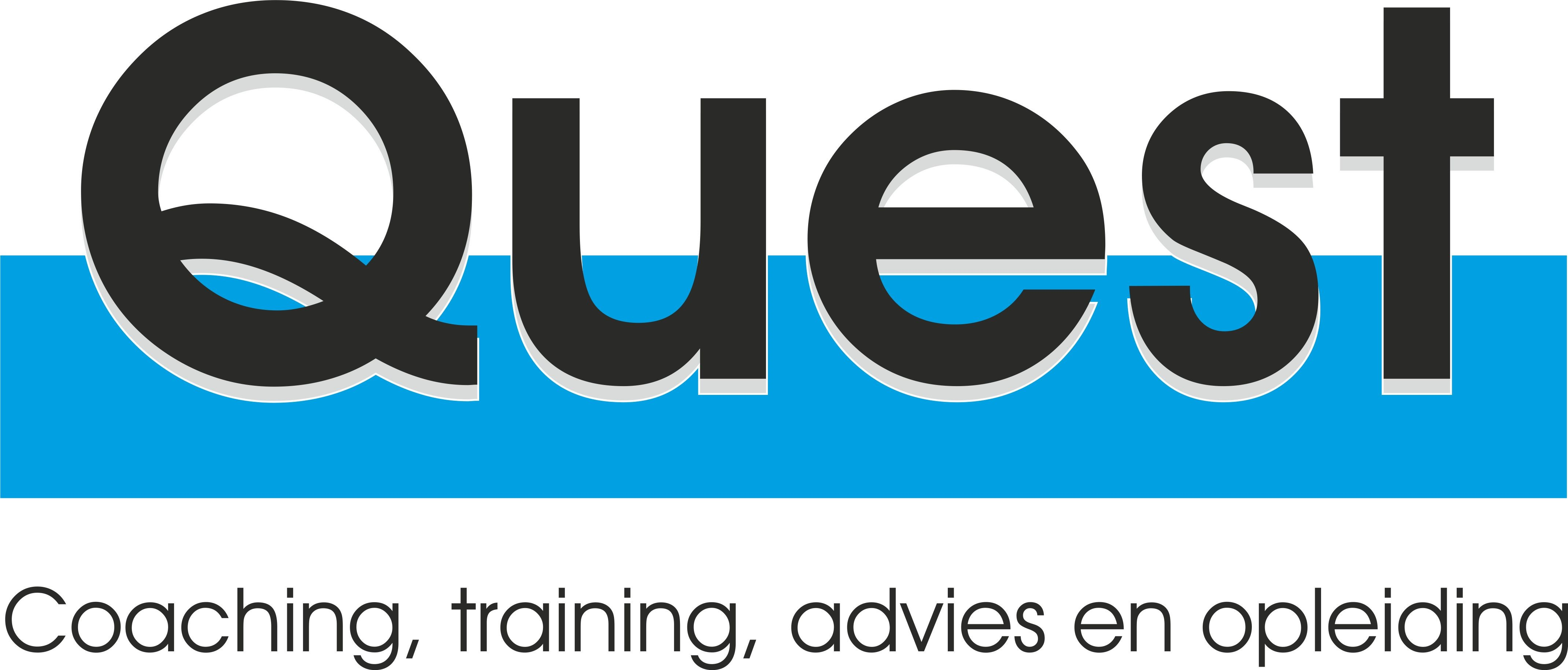 Logo Quest for training